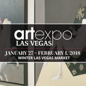 Artexpo Las Vegas January 27 - February 1, 2018 Winter Las Vegas Market