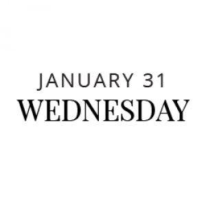 Artexpo las Vagas show hours: January 31